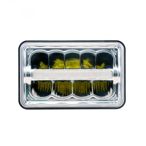 4X6 Work Led Head Lights F0317