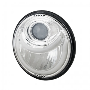 "5"" ROUND LED MOTORCYCLE HEADLIGHTS A0701"